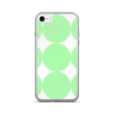 Green Dots: iPhone 7/7 Plus Case