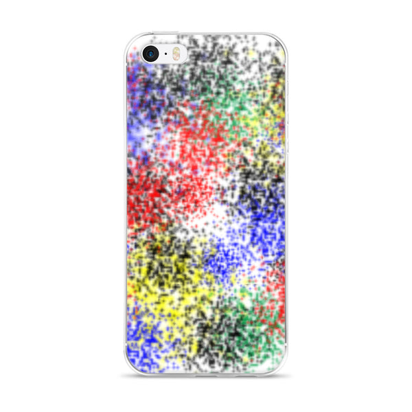 Joy Paint Splatter iPhone 5/5s/Se, 6/6s, 6/6s Plus Case