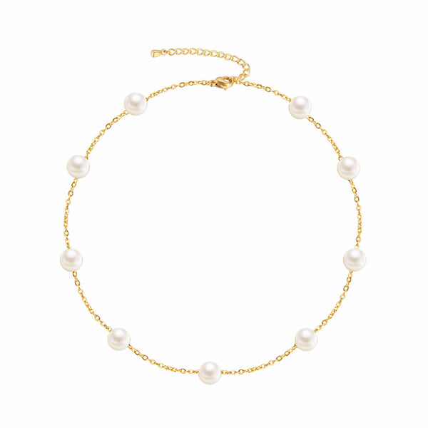 Motee Choker Necklace
