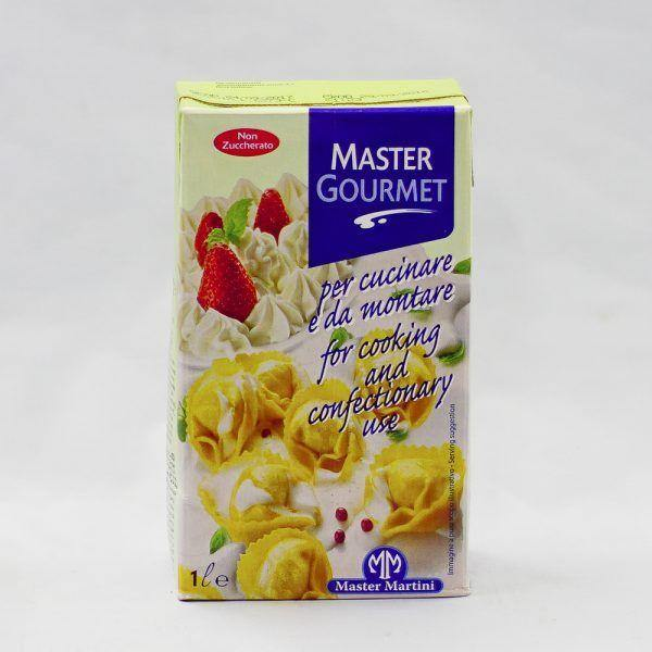 1 Ltr Master Gourmet Whipped Cream TW0987 - Baking Ingredients