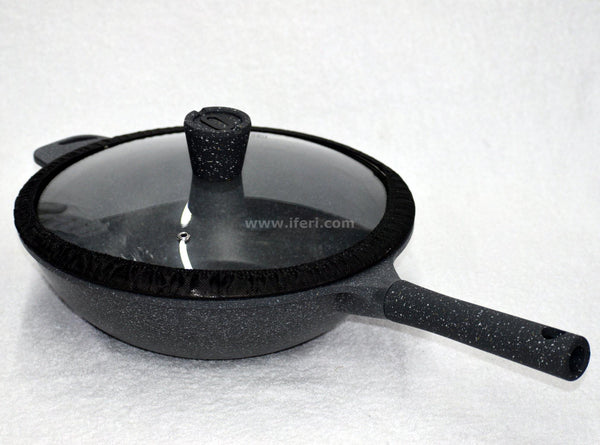 32cm Granite Coating Non Stick Cookware With Lid RH0752