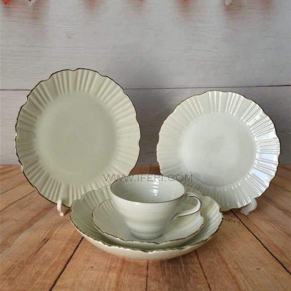 22 Pcs Ceramic Dinner Set UT4030
