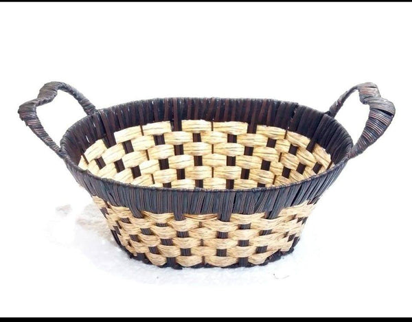 14 Inch Oval Size Fruits Basket TG1003 - Fruit Basket