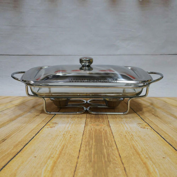 2 Ltr Chafing Dish Food Warmer RY1689 - Chafing Dish