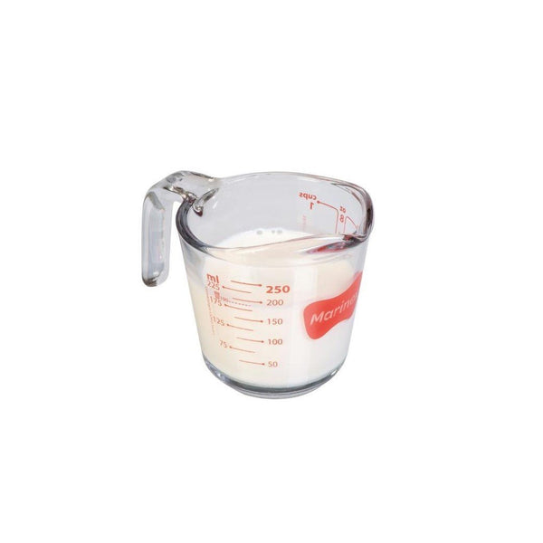 250 ML Glass Measuring Cup EB7743 - Baking Accessories
