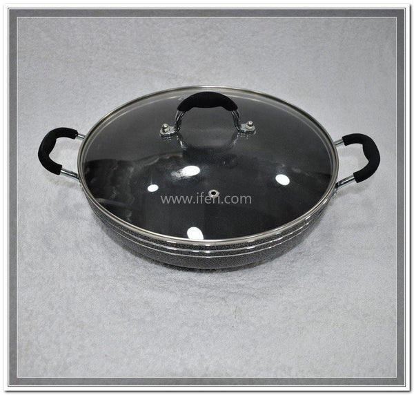 28cm Non-Stick Cookware with Lid UT8968 - Cookware