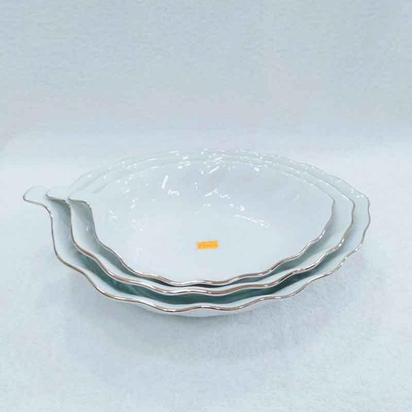 3 Pcs Ceramic Serving Dish Set UT4031 - Serving dish