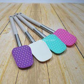 4 Pcs Silicon Spatula Set SF8530 - Baking Accessories