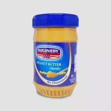 510g Discovery Peanut Butter Chunky TW5697 - Baking Ingredients