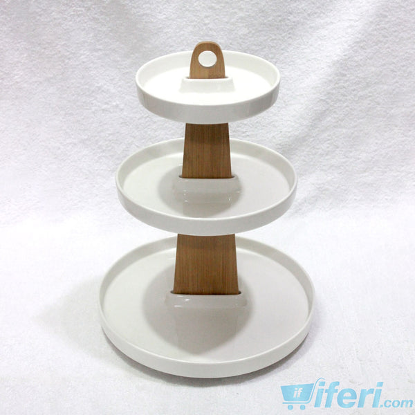 Cake Serving Platter 3 tiers EB3791-1