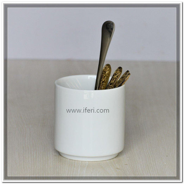 Ceramic Spoon Holder UT1038 - Spoon Holder