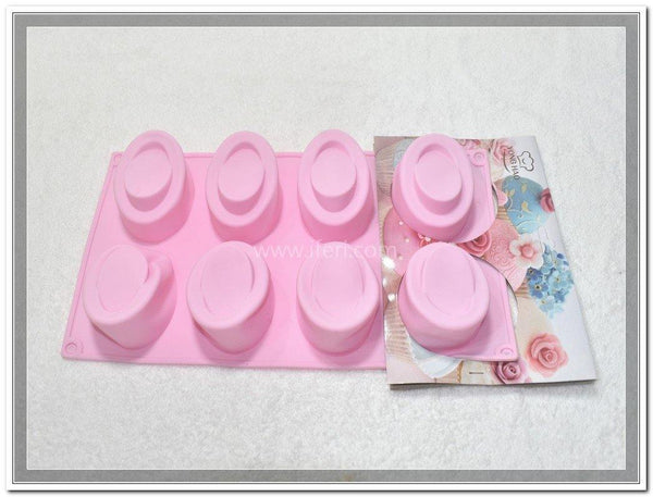 Oval Shape Silicone Cake Molds SF752346 - Baking Accessories