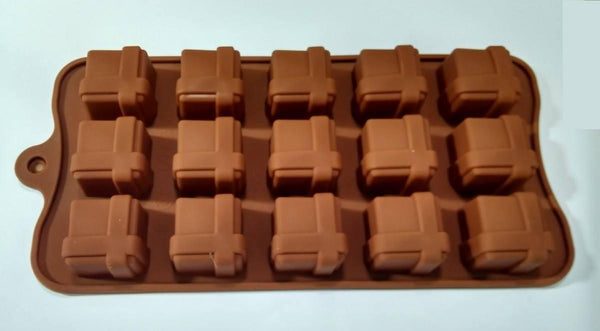 Silicone Chocolate Mould YHB 022