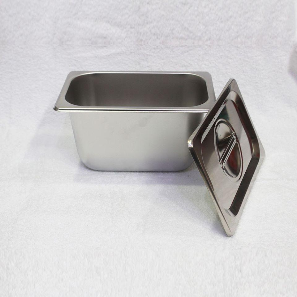 SS Chafing Dish Food Pan with Lid SN-C3 - Chafing Dish