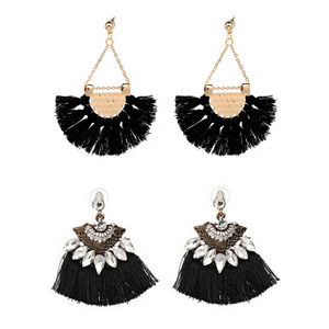 FREEBIE | 2018 HOT Tassel Earrings