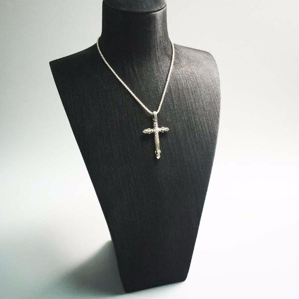 Pure Silver - Cross Pendant