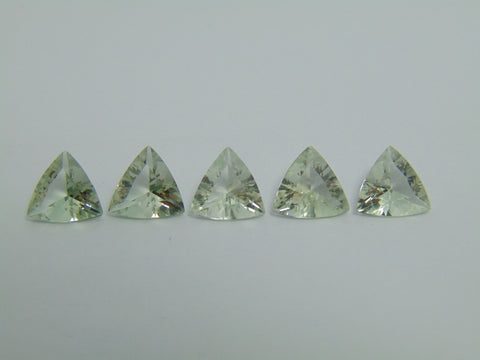 10.40cts Prasiolite (Calibrated)