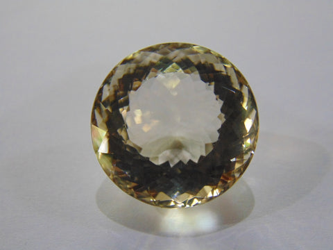 72.40ct Quartz (Champagne)