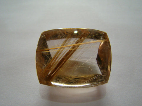 101ct Rutile (Golden)