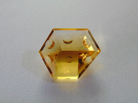 18.30ct Citrine (With Bubbles)