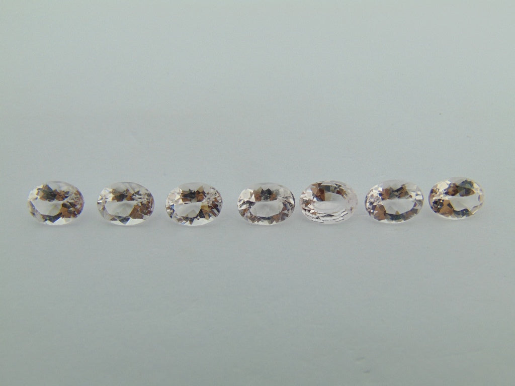 7.80cts Morganite (Calibrated)