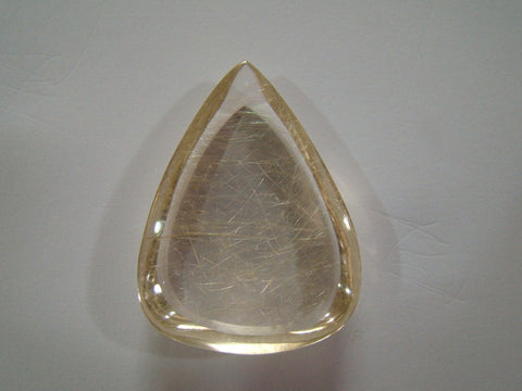 162ct Rutile (Golden)