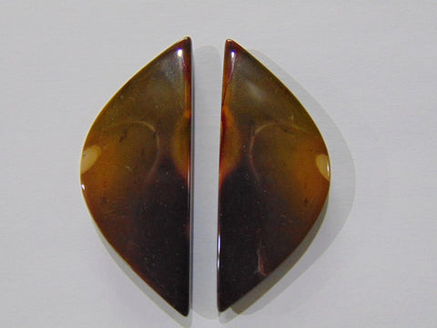 81.36ct Agate (Pair)