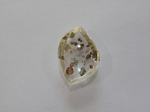 16ct Quartz Pyrite