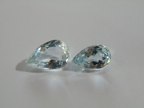 16.20ct Blue Topaz (Natural)