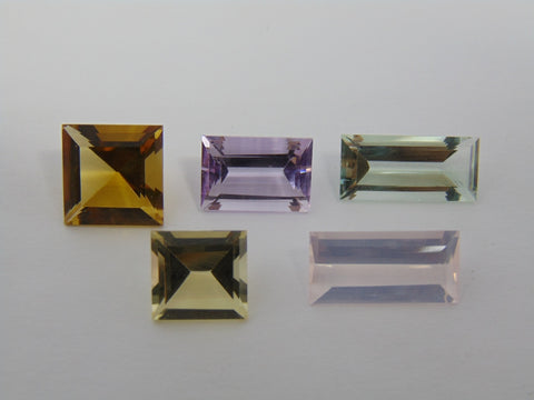 28.30cts Quartz (Colors)