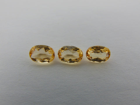 2.80cts Imperial Topaz (Calibrated)