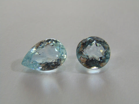 18.10ct Blue Topaz (Natural)