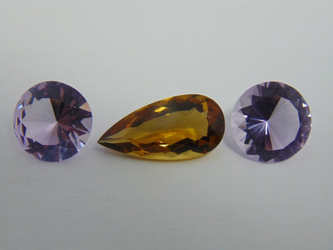 24cts Quartz (Colors) Set