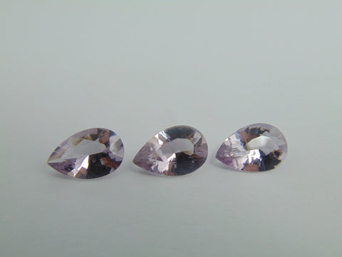 10.10cts Amethyst (Rose France) Calibrated