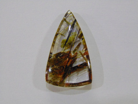 29ct Quartz (Epidote)