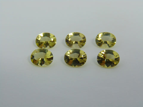 10.10cts Quartz (Green Gold) Calibrated