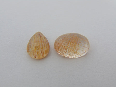 22cts Rutile (Red)