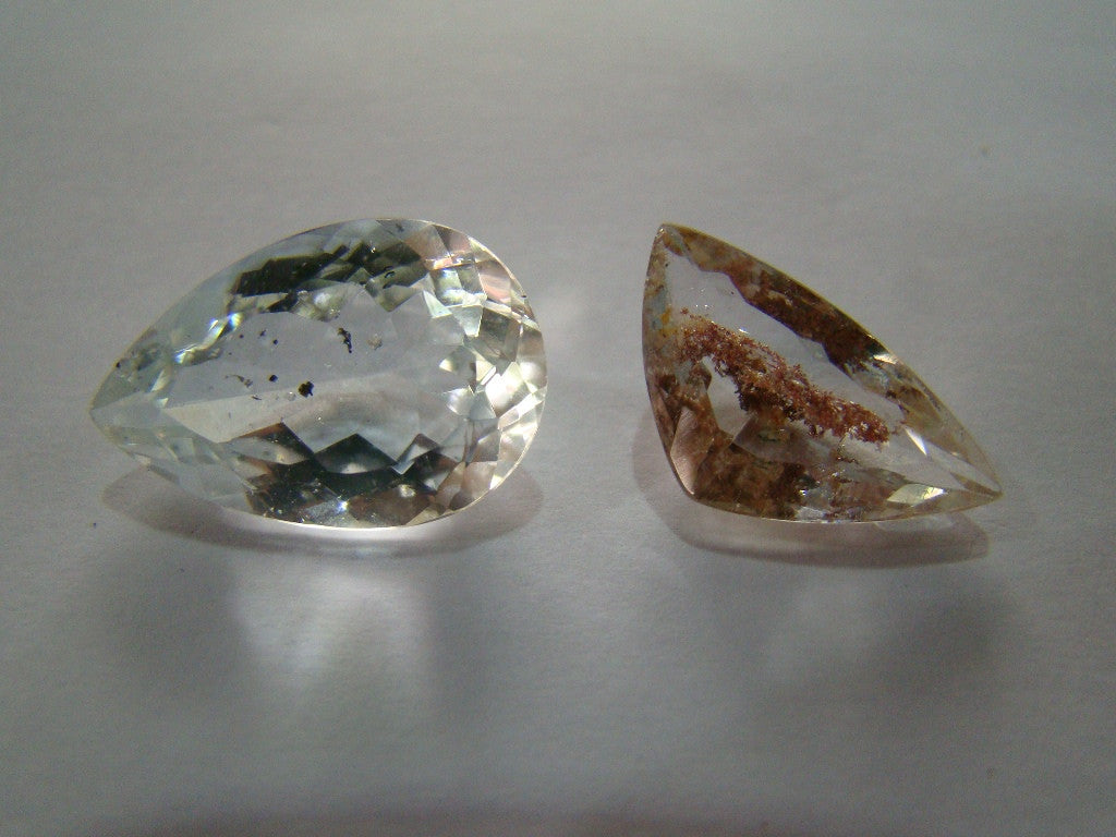 29ct Topaz (With Inclusion)
