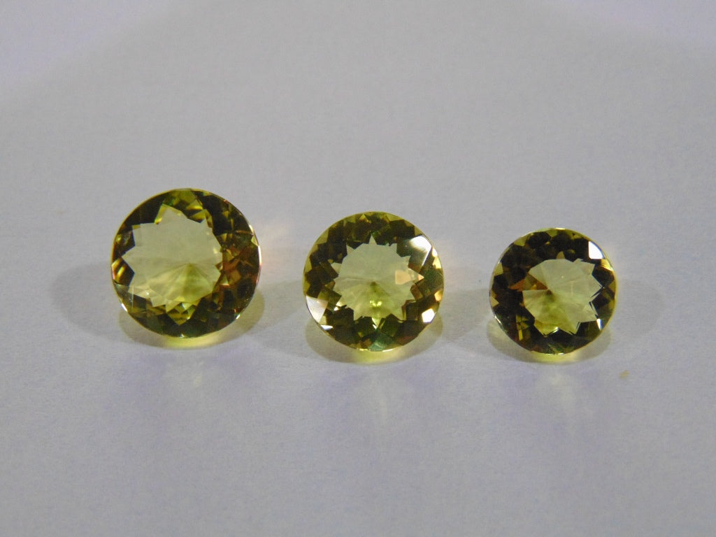 16.50ct Green Gold