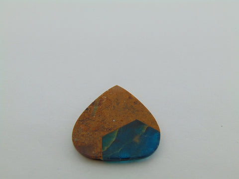 12.10cts Jasper with Apatite