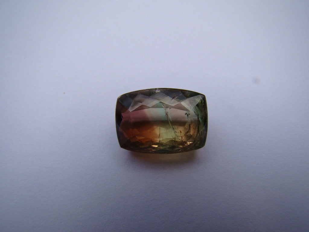9.20ct Tourmaline (Bicolor - Antique)