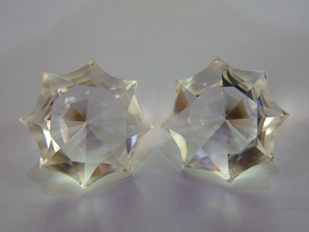 65ct Quartz (Crystal) Star