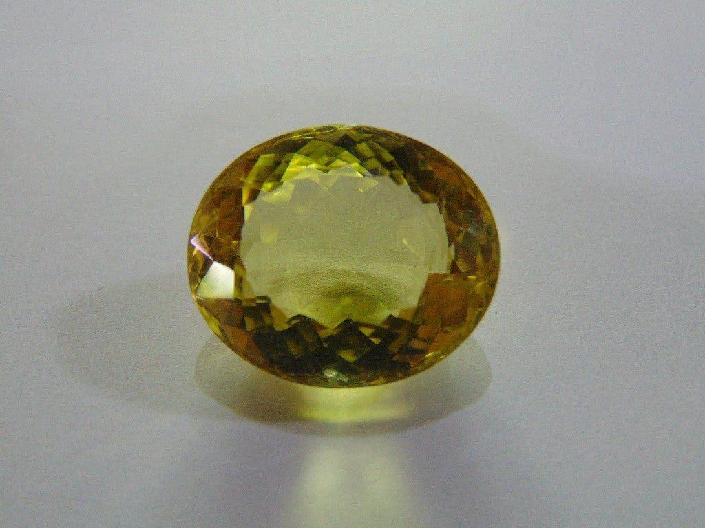 56ct Quartz (Green Gold)