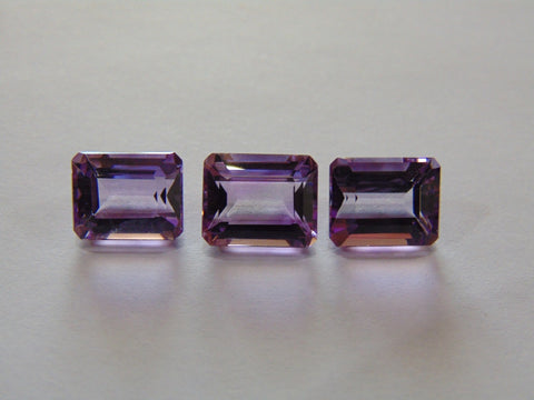 10.50ct Amethyst (Rose France) Calibrated