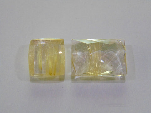 16.80ct Rutile (Golden)
