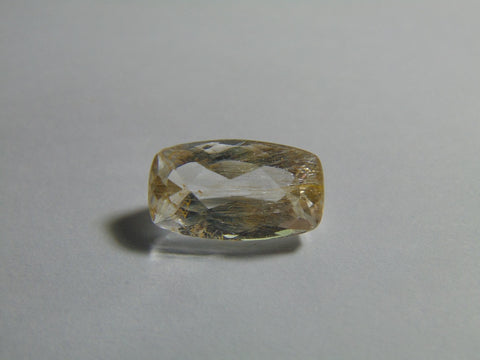 10ct Topaz With Golden Rutile