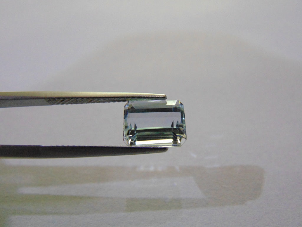3.80ct Aquamarine
