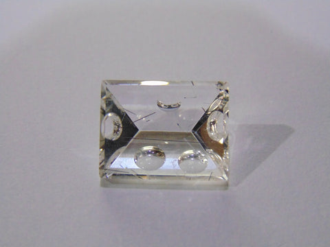 14.20ct Quartz Graphite (Bubble)