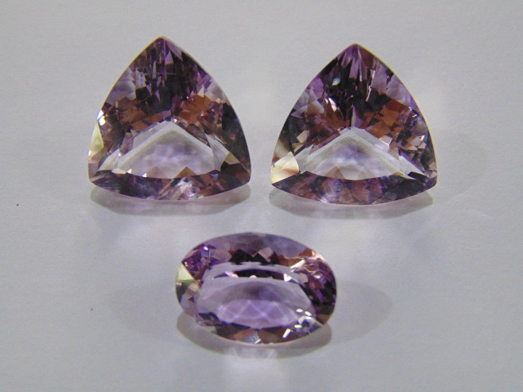 37ct Amethyst (Set)
