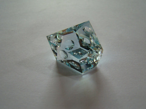 43.40ct Blue Topaz (Natural / Not Treatment)